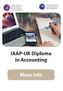 IAAP-UK Diploma in Accounting (Online/ Conventional)
