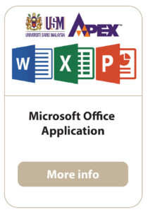 USM Microsoft Office application